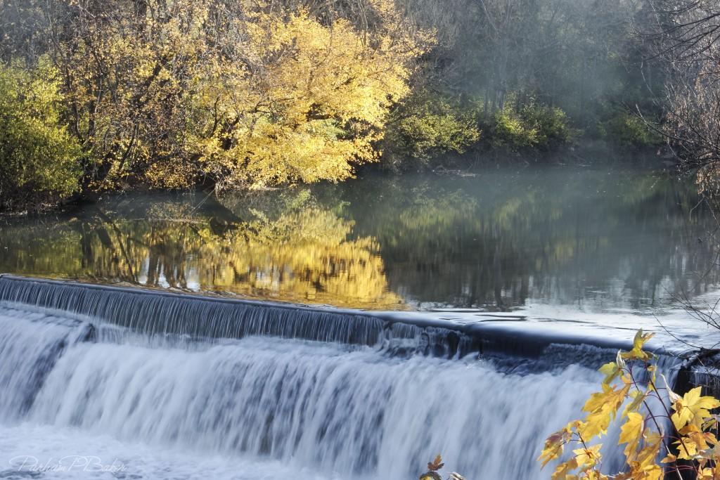 Wisenberger Mill Spillway - Parham P Baker