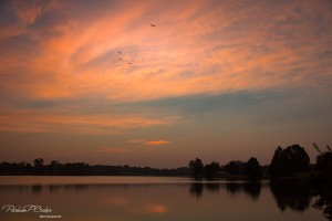 Sunset Monday - Parham P Baker Photography