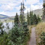 Colorado Lakeside Path Parham P Baker Photography
