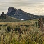 Colorado Farm by Rocks Parham P Baker Photography