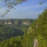 Scenic Overlook Red River Gorge - Parham P Baker Photography