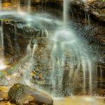 Upper Bell Falls - Parham P Baker Photography