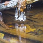 Hanging Ice - Parham P Baker Photography