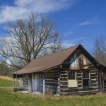 Cabin in the Meadow - Parham P Baker Photography