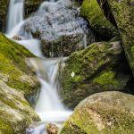 Anglin Cascade - Parham P Baker Photography