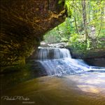 Creation Falls - Parham P Baker Photography