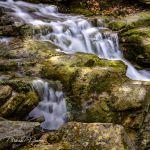 Furnace Creek Cascade - Parham P Baker Photography
