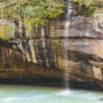 Falls into the Cumberland - Parham P Baker Photography
