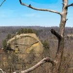 Courthouse Rock - Parham P Baker Photography