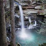 Flat Lick Falls - Parham P Baker Photography