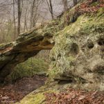 Powderhorn Arch - Parham P Baker Photography